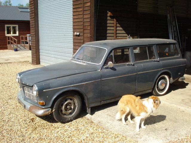 1965 Volvo Amazon Estate for  light Restoration SOLD (picture 1 of 6)
