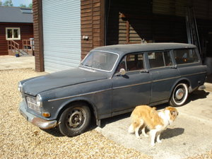 1965 Volvo Amazon Estate for  light Restoration
