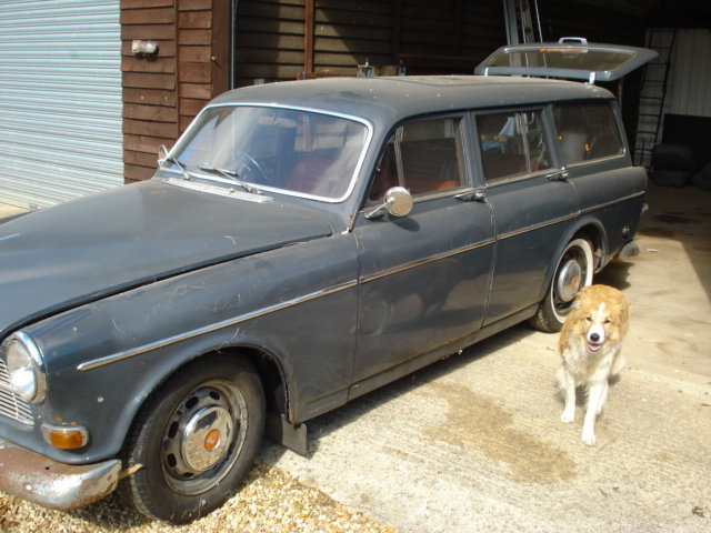 1965 Volvo Amazon Estate for  light Restoration SOLD (picture 6 of 6)