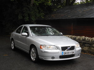 2009 Volvo S60 2.4 D5 185BHP LUX SE GEARTRONIC Facelift