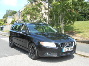 2008 Volvo V70 2.4 D5 185BHP SE Sport Estate GearTronic SOLD