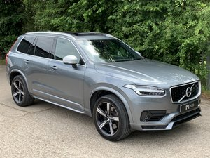 Volvo XC90 2.0h T8 Twin Engine 9.2 kWh R-Design 4WD 2017