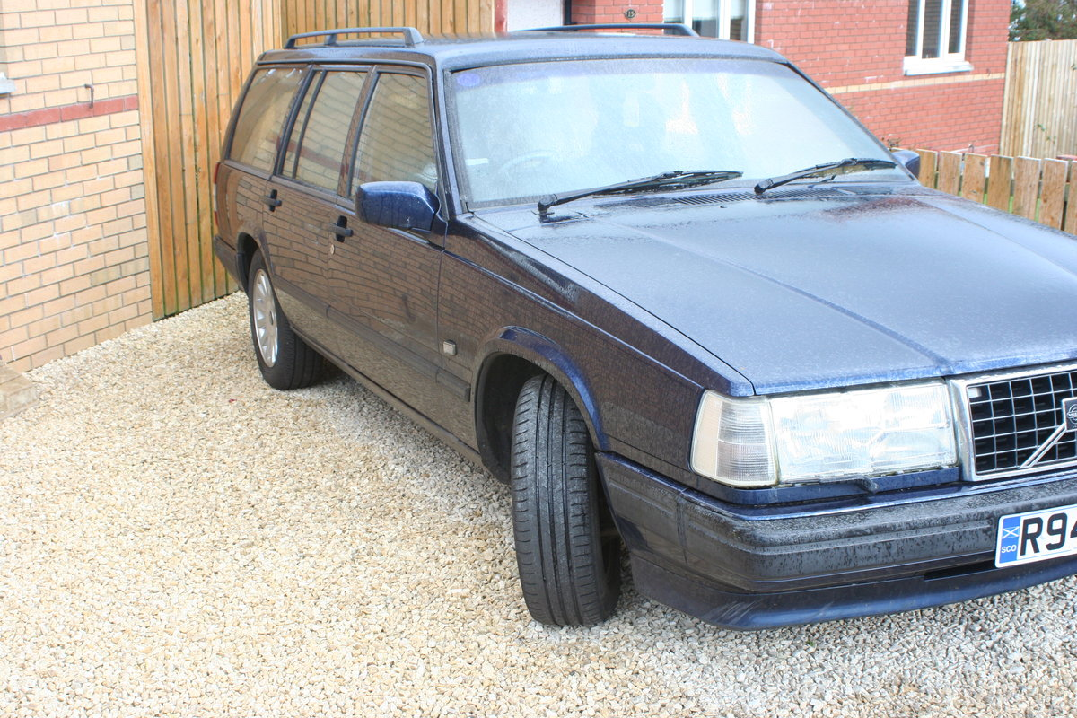 1988 Volvo 940 Celebration 2.3 LPT For Sale (picture 3 of 6)