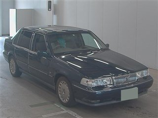 1997 VOLVO S90 RARE MODERN CLASSIC 3.0 AUTOMATIC * VERY LOW MILES For Sale (picture 1 of 3)