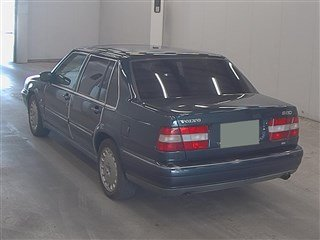 1997 VOLVO S90 RARE MODERN CLASSIC 3.0 AUTOMATIC * VERY LOW MILES For Sale (picture 2 of 3)