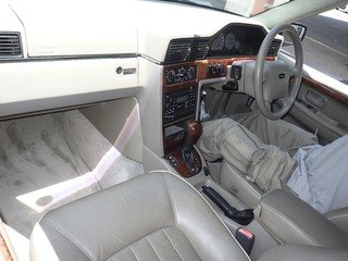 1997 VOLVO S90 RARE MODERN CLASSIC 3.0 AUTOMATIC * VERY LOW MILES For Sale (picture 3 of 3)