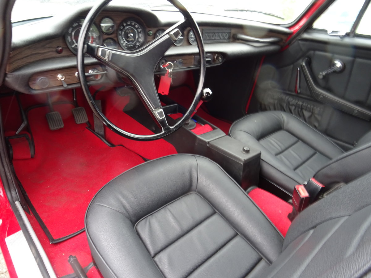 1972 Volvo 1800 ES For Sale (picture 14 of 24)