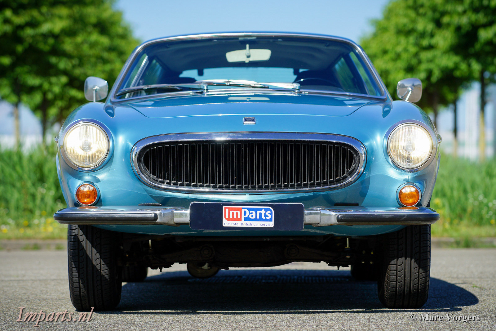 Excellent Classic Volvo P1800ES with Overdrive 1973 (LHD) For Sale (picture 6 of 6)