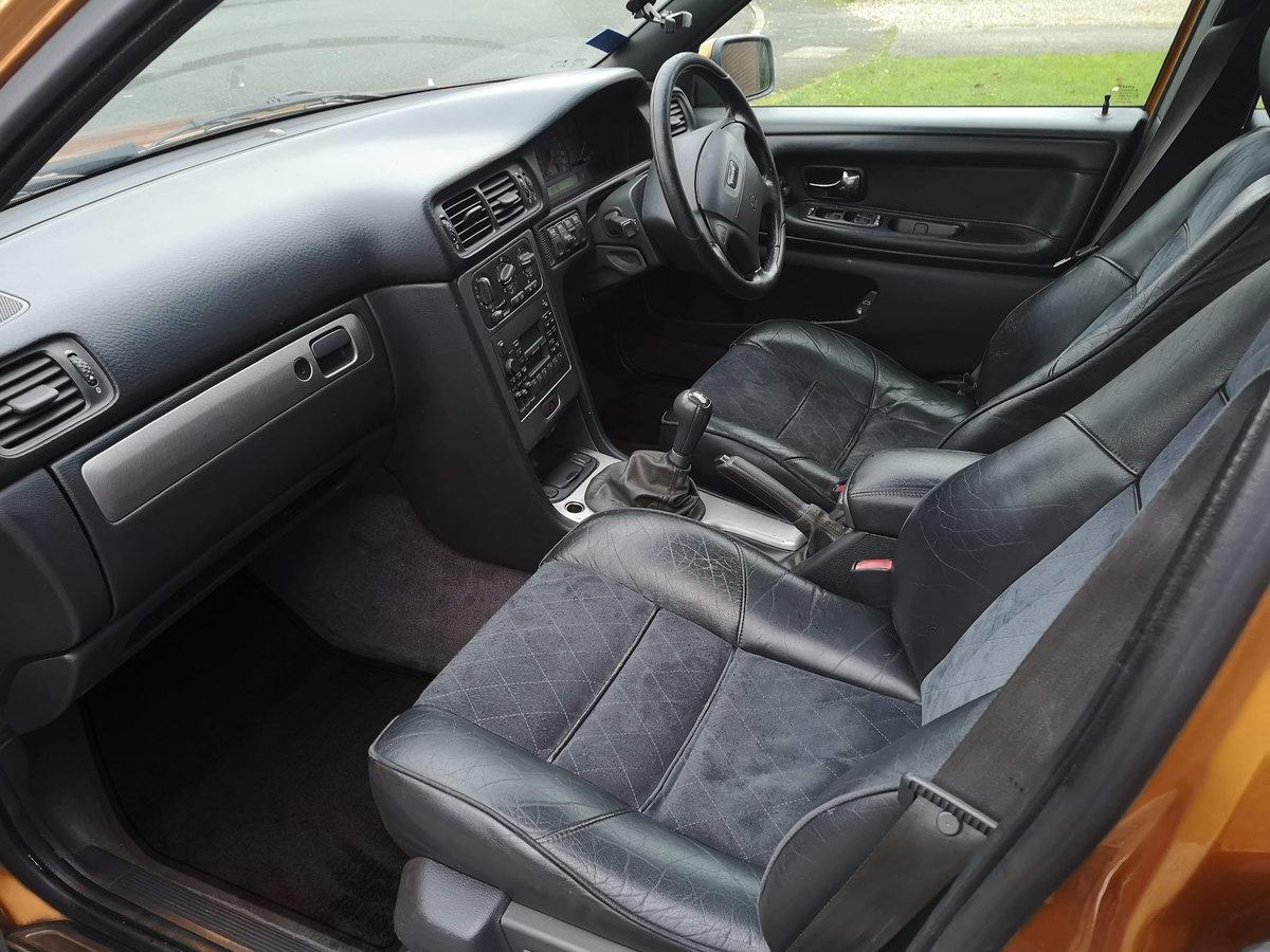 1998 Volvo V70R Manual - Saffron Pearl For Sale (picture 3 of 6)