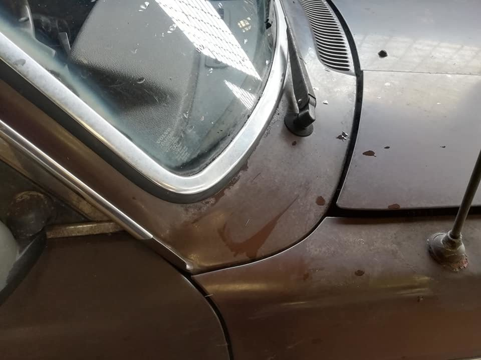 1980 classic volvo 245 estate for restoration For Sale (picture 4 of 6)