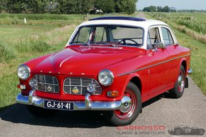 1964 Volvo Amazon 122S Original Dutch car 4-door version