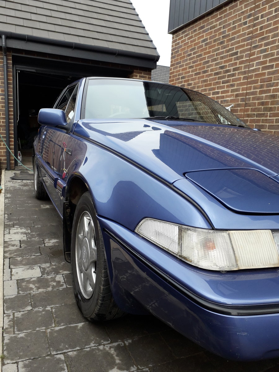 1993 Rare Colour Volvo 480 Excellent History / Great Co SOLD (picture 3 of 6)