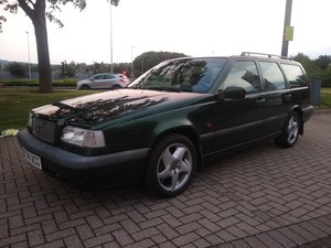 1997 Volvo 850 T5 Estate LHD Swedish Import 5 Speed man For Sale
