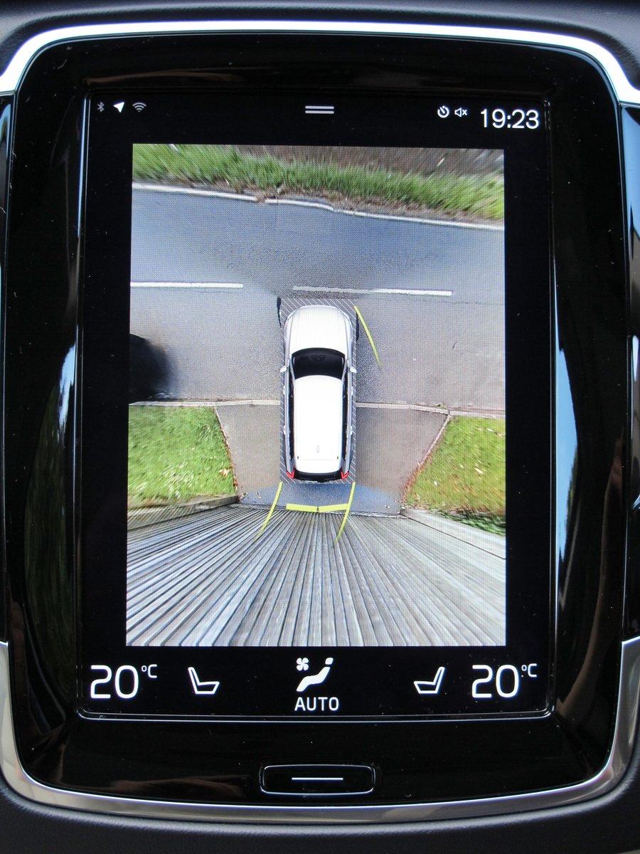 VOLVO XC90 2017 2.0 T8 HYBRID POLESTAR 13K VFSH - Met BLACK  For Sale (picture 6 of 6)