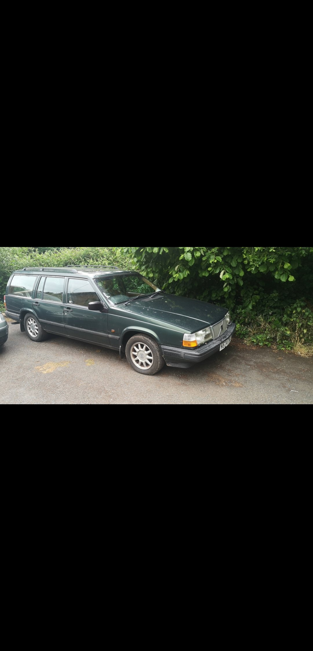 1995 volvo 940 turbo running project For Sale (picture 1 of 4)