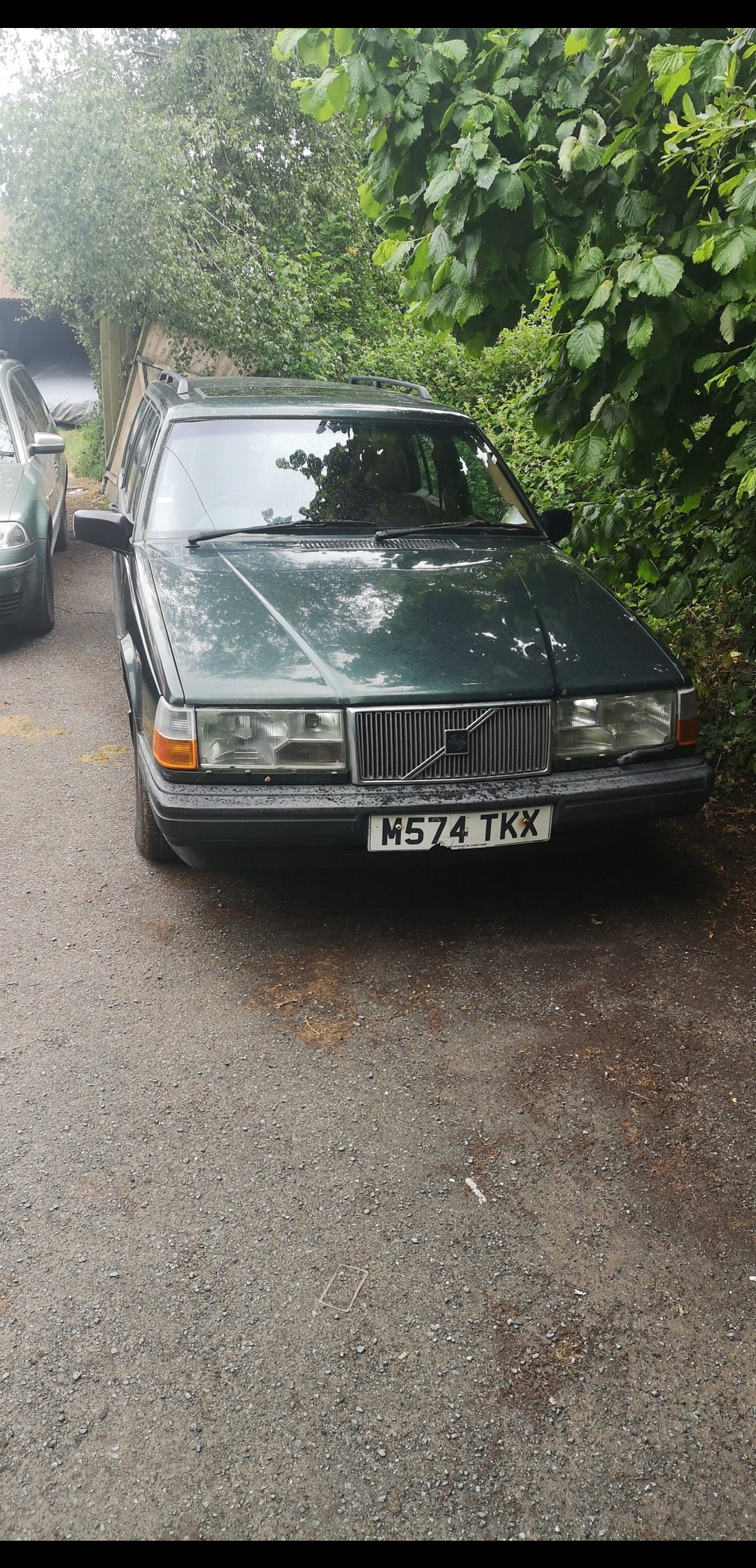 1995 volvo 940 turbo running project For Sale (picture 2 of 4)