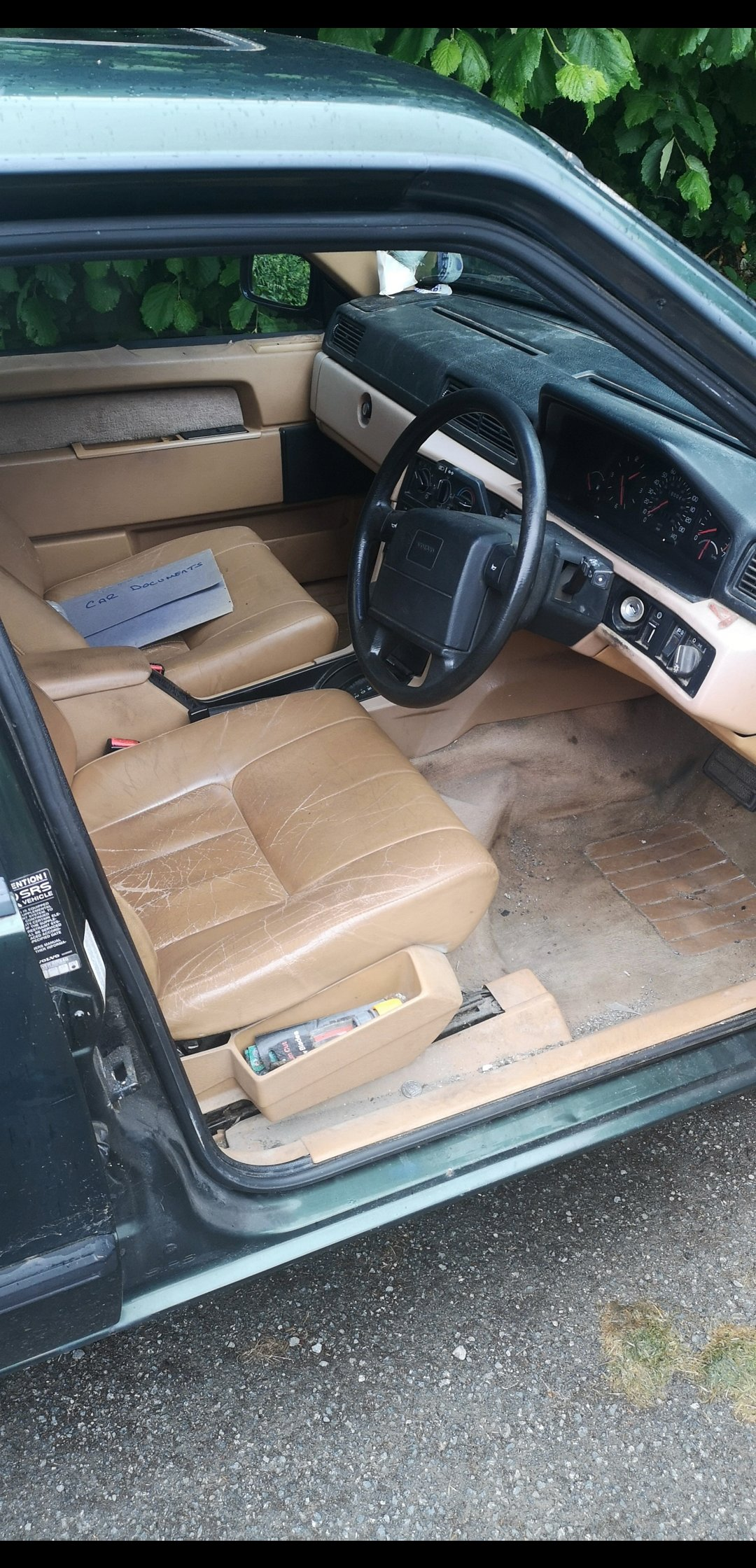 1995 volvo 940 turbo running project For Sale (picture 4 of 4)
