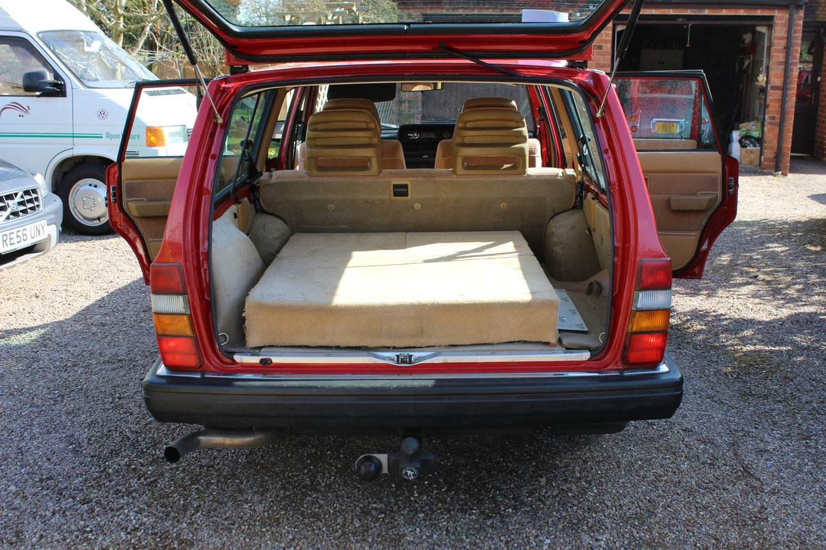 1992 Volvo 240 se estate 2.0 l  lpg conversion For Sale (picture 6 of 6)