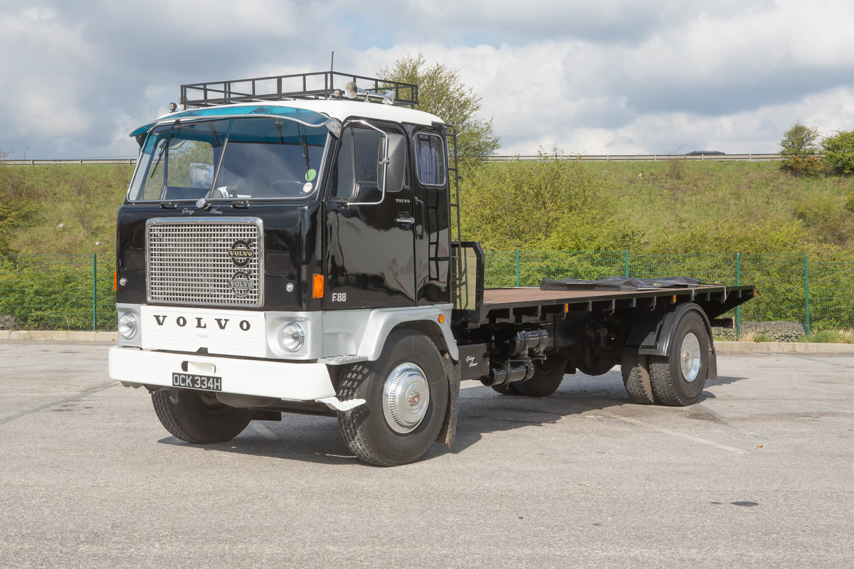 1970 Volvo F88  240. For Sale (picture 1 of 6)