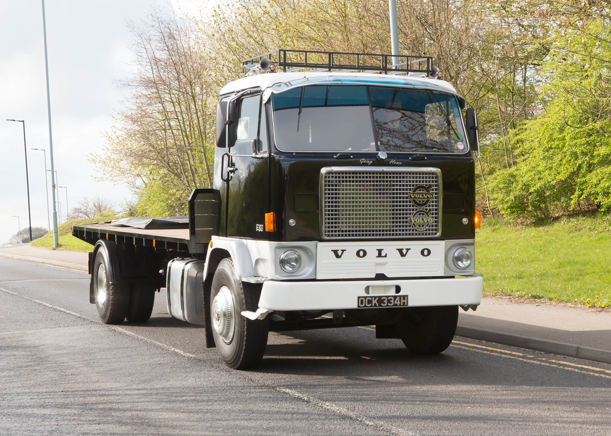 1970 Volvo F88  240. For Sale (picture 2 of 6)
