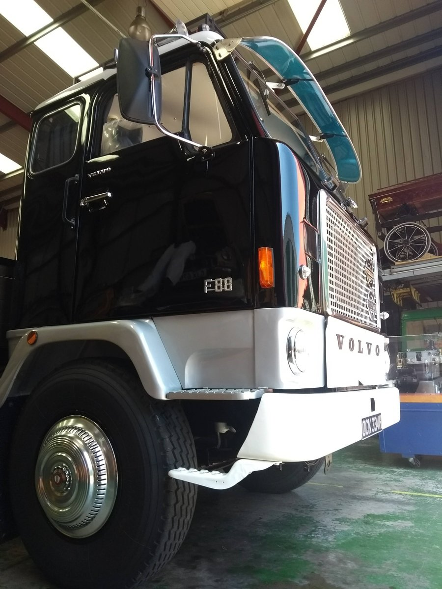 1970 Volvo F88  240. For Sale (picture 4 of 6)