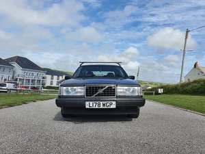 1994 Volvo 940 Wentworth turbo 280bhp