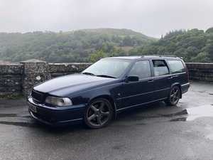 1998 Volvo V70R, Great History, Rare R Model, Auto