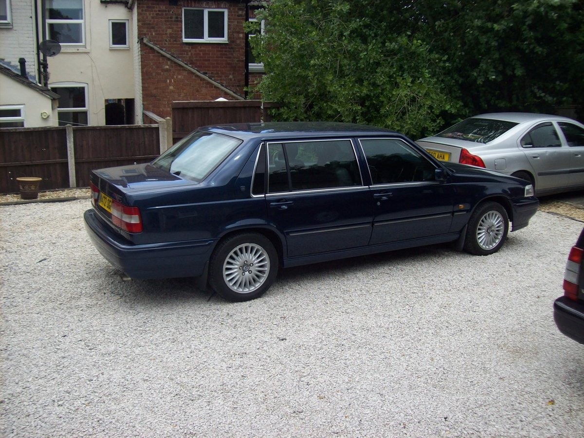 1996 Volvo 960 royal. For Sale (picture 1 of 1)
