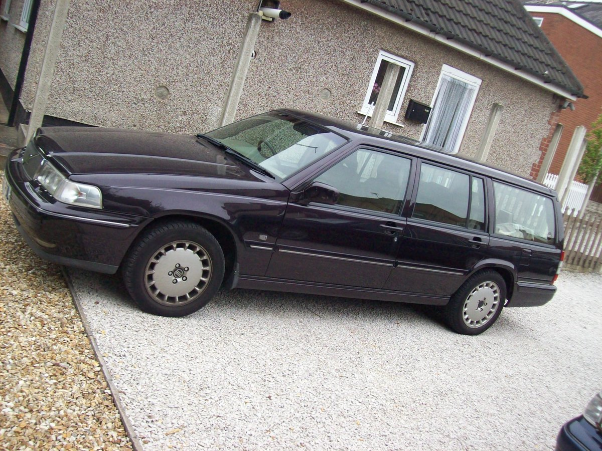 1996 Volvo 960 3.0 cd model For Sale (picture 1 of 3)