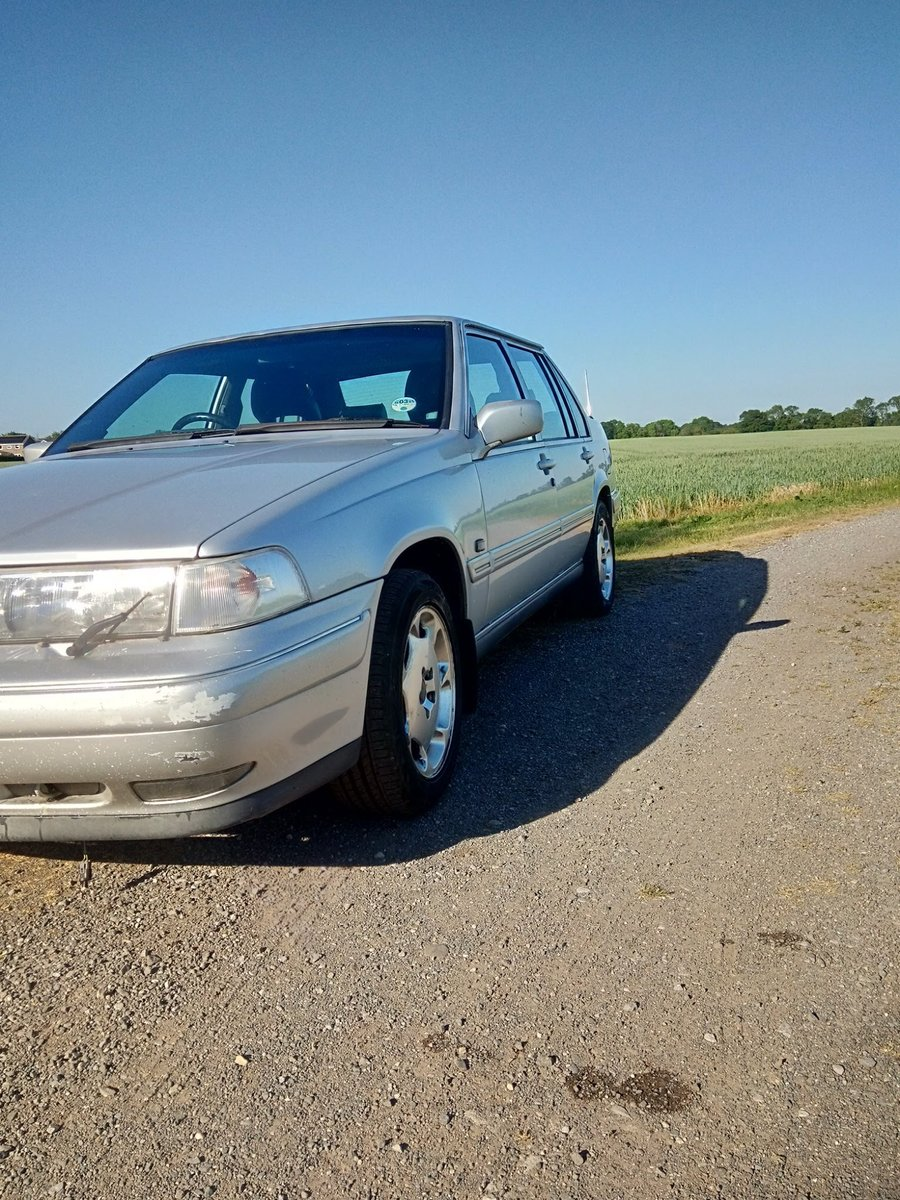 1997 Volvo S90 spares or repair For Sale (picture 2 of 6)