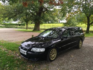 Volvo V70R AWD 2.5L Turbo auto JDM import