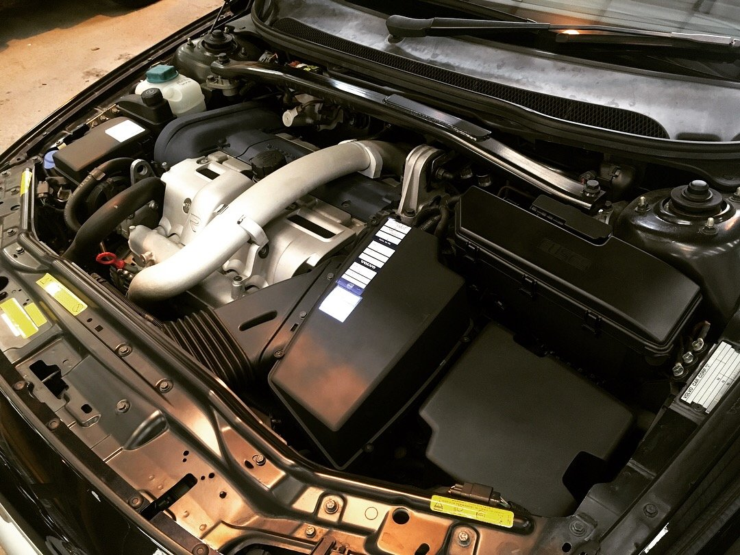 2005 Volvo V70R AWD 2.5L Turbo auto JDM import For Sale (picture 3 of 6)