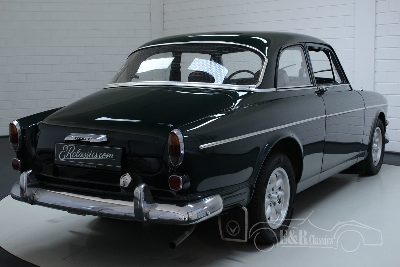 Volvo Amazon overdrive dark green 1968 For Sale (picture 5 of 6)