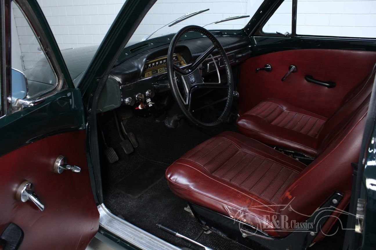 Volvo Amazon overdrive dark green 1968 For Sale (picture 6 of 6)