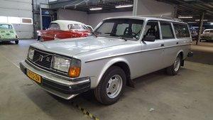 Volvo 245 GL Station 1980 Overdrive