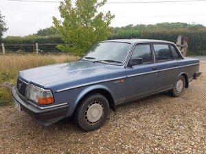 Volvo 240 GLE 80,000 miles