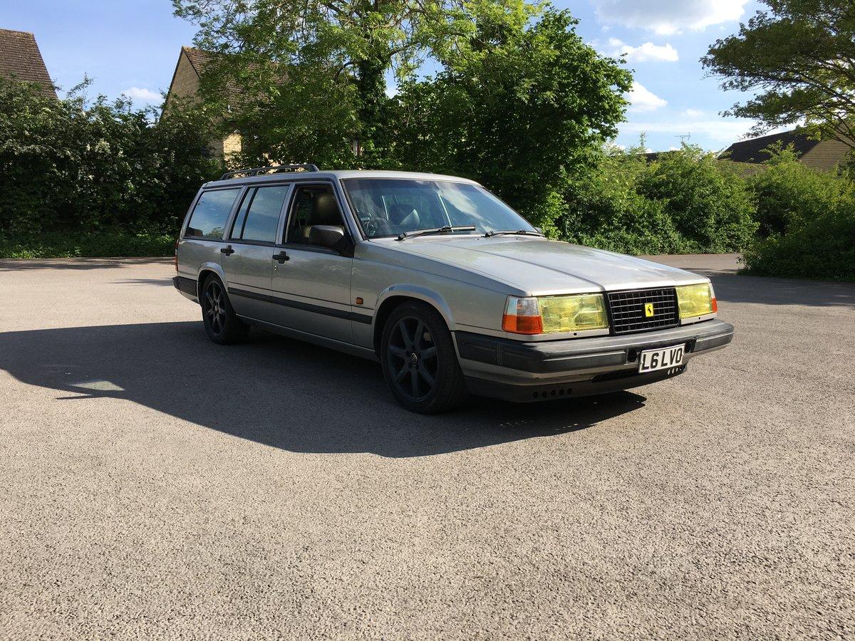 1995 Volvo 940 estate modified For Sale (picture 1 of 6)