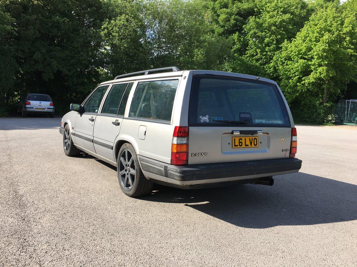 1995 Volvo 940 estate modified For Sale (picture 2 of 6)