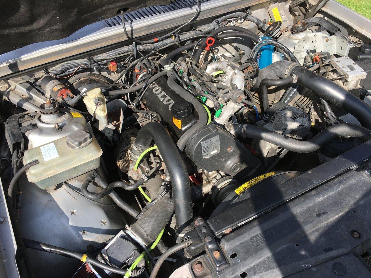 1995 Volvo 940 estate modified For Sale (picture 4 of 6)