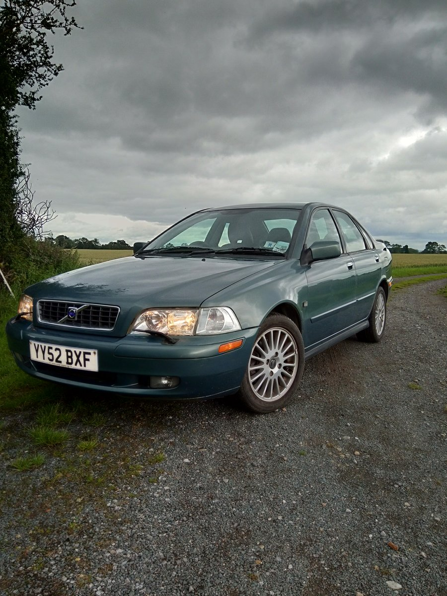 2002 Volvo S40 automatic    Sold For Sale (picture 1 of 6)