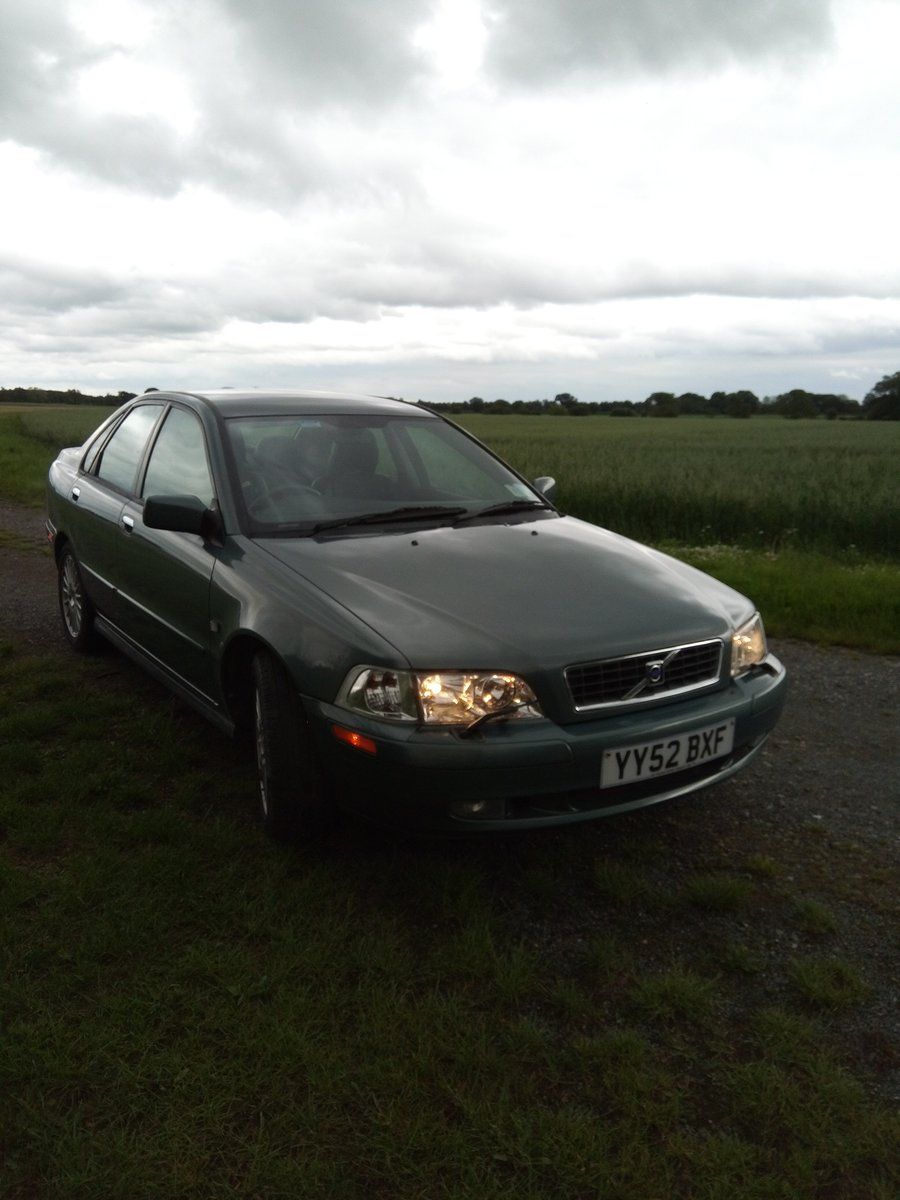 2002 Volvo S40 automatic    Sold For Sale (picture 2 of 6)