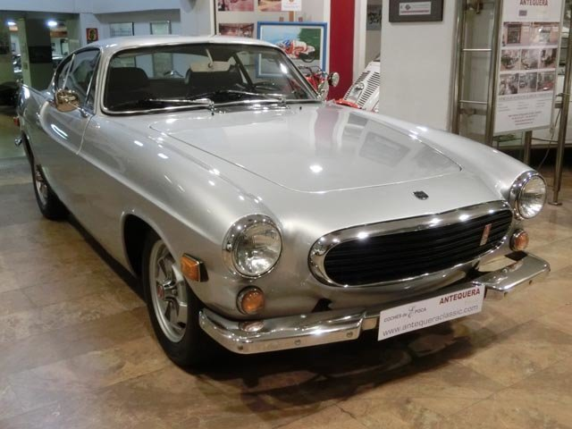 VOLVO P 1800 E - 1972 For Sale (picture 1 of 12)