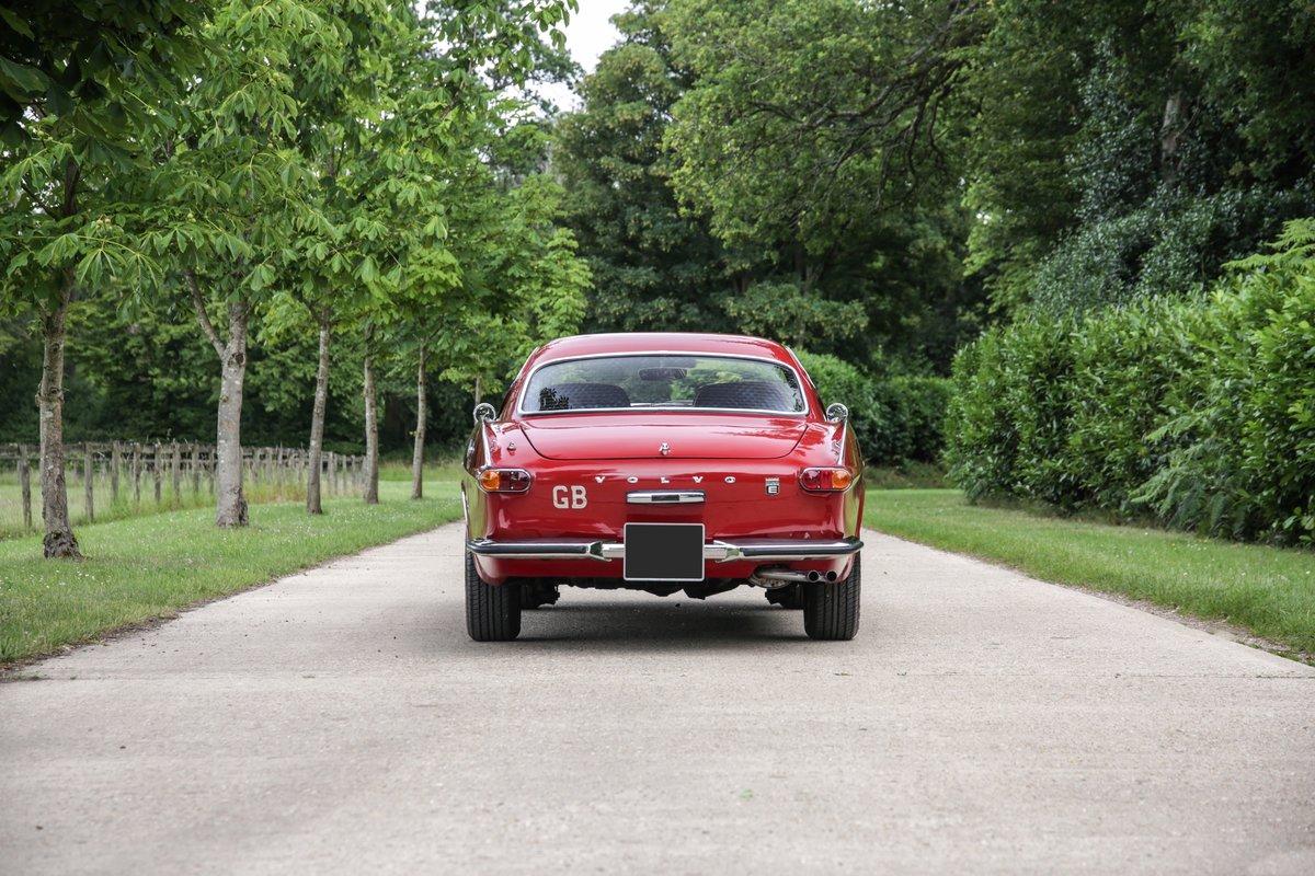 1971 Volvo P1800 E Coupe For Sale (picture 4 of 22)