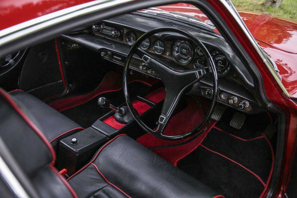 1971 Volvo P1800 E Coupe For Sale (picture 11 of 22)