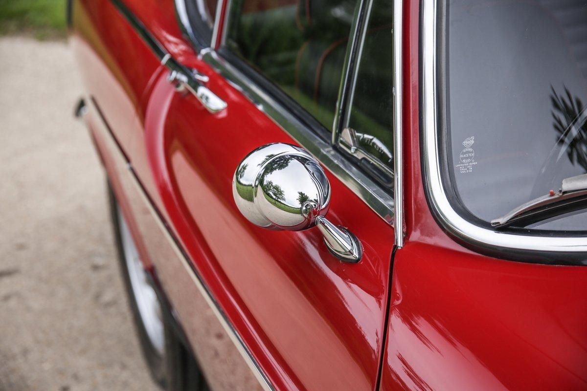 1971 Volvo P1800 E Coupe For Sale (picture 18 of 22)