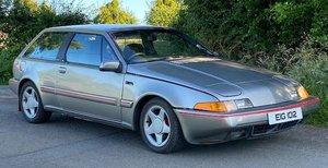 1989 Volvo 480 Turbo Coupé
