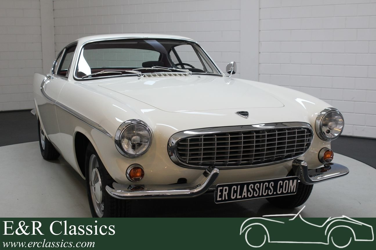 Volvo P1800 Jensen 1962 Top restored For Sale (picture 1 of 6)