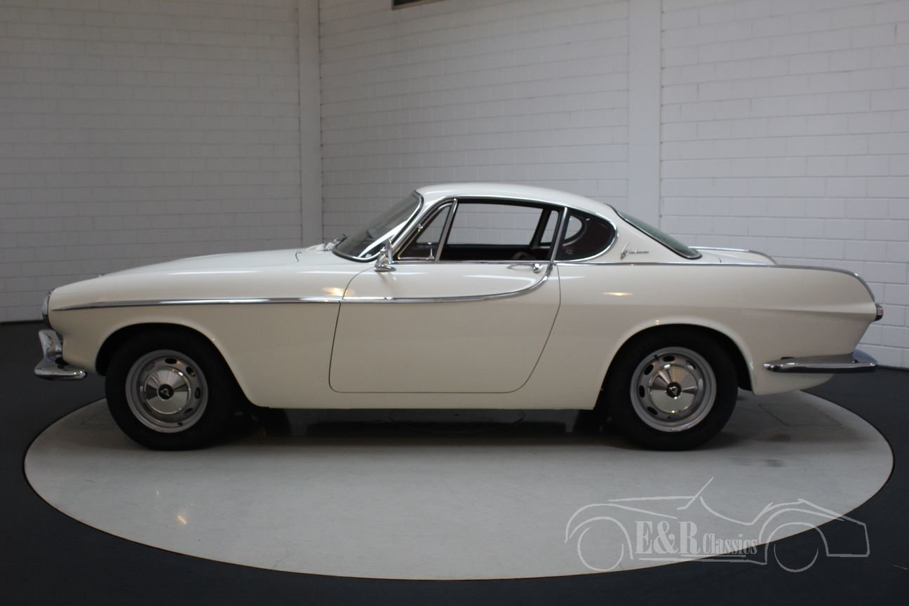 Volvo P1800 Jensen 1962 Top restored For Sale (picture 5 of 6)