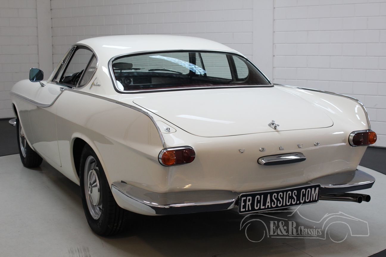Volvo P1800 Jensen 1962 Top restored For Sale (picture 6 of 6)