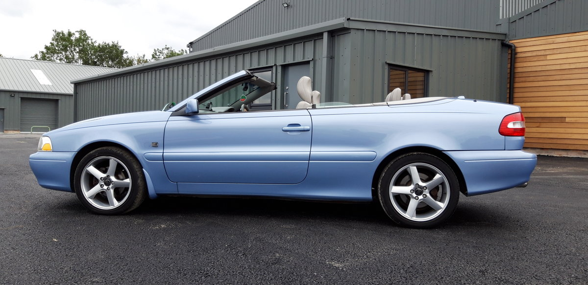 2004 Volvo C70 T5 GT For Sale (picture 1 of 6)